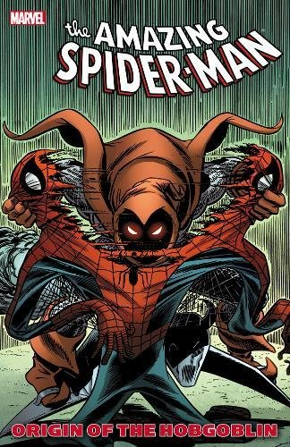 Spider-Man: Spider-man: Origin Of The Hobgoblin Origin of the Hobgoblin (Marvel Us)