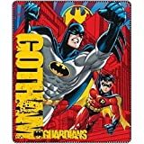 Batman Fleece Decke Kuscheldecke 120x140cm (ho4038)