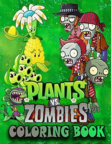 Plants vs Zombies coloring book par Mrs Zombiep