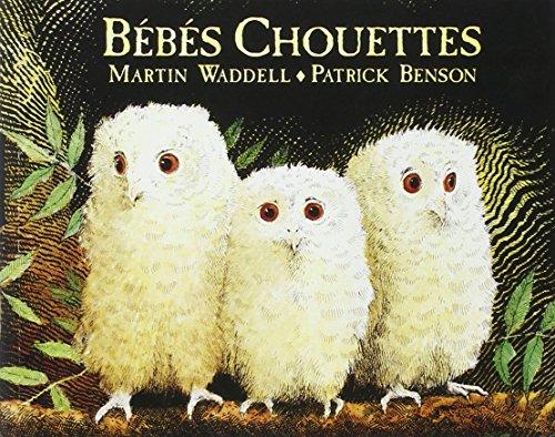 Bébés chouettes par Martin Waddell
