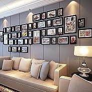 ArtzFolio Wall Photo Frame Black 4x6-21pc;6x10-16pc;8x10-4pc;Set of 41 PCS