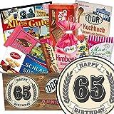 65. Geburtstag Geschenk | Süße DDR Geschenk Box | Geschenk Box