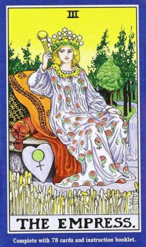 Universal Waite Tarot, Tarotkarten