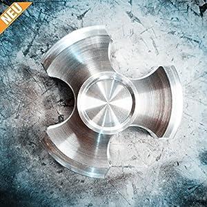 Luxus   Fidget, Spinner   Limited Edition   Edelstahl