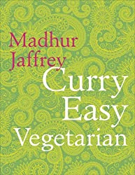 Curry Easy Vegetarian by Madhur Jaffrey (2014-09-25)