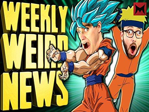 ETC Weekly Weird News - Weebs Bring Goku