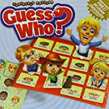 Games For Motion Guess Who With Chocolate Pieces 154 g