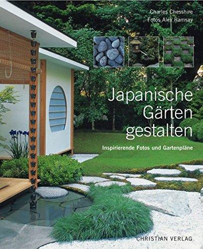 Japanische Gärten gestalten: Inspirierende Fotos und Gartenpläne