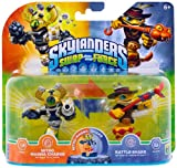 Skylanders Swap Force - Double Pack 2 - Rattle Shake, Nitro Magna Charge (exklusiv bei Amazon.de)