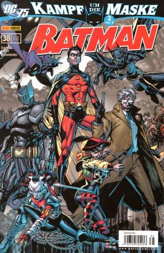 DC Comics Batman # 38 - Kampf um die Maske Teil 2 von 2