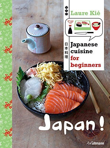 Japan: Japanese Cuisine for Beginners by Ki?, Laure (2015) Hardcover