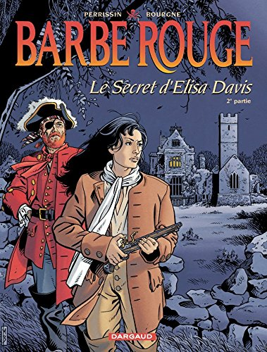 Barbe Rouge, tome 28 : Le Secret d'Elisas Paris