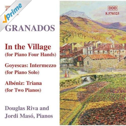 En La Aldea, Poema, Dlr VIII:1.1-10: No. 8. Danza Pastoril (Pastoral Dance)