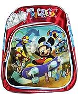 Disney Mickey Mouse Childrens/Kids Official Skate Backpack/Rucksack