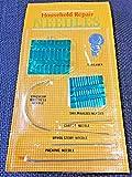 Infila aghi da cucito 27pezzi Set di riparazione-assortiti domestici