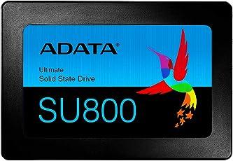 ADATA SU800 256GB 3D-NAND 2,5 Zoll SATA III High Speed Solid State Drive mit Lesen & Schreiben bis zu 560MB/s & 520MB/s (ASU800SS-256GT-C)
