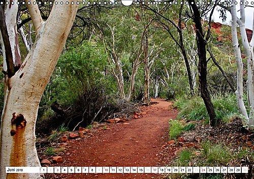 Faszination Down Under (Wandkalender 2018 DIN A3 quer): Erleben sie die natürliche Faszination des roten Kontinents Australien (Monatskalender, 14 ... Orte) [Kalender] [Apr 01, 2017] Fietzek, Anke - Bild 9