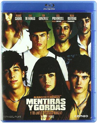 Mentiras Y Gordas [Blu-ray] [Spanien Import]