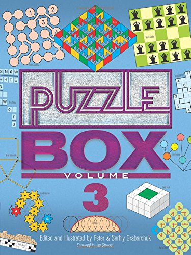 Puzzle Box Volume 3 (Puzzle Books)
