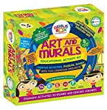 Genius Box Learning Toys for Children - Art and Murals Activity Kit, Multi Color