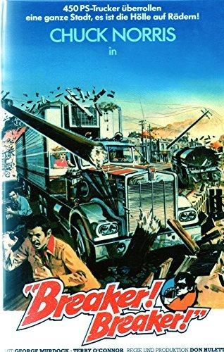 BREAKER BREAKER - Hardbox - by Chuck Norris (Chuck Norris Breaker Breaker)