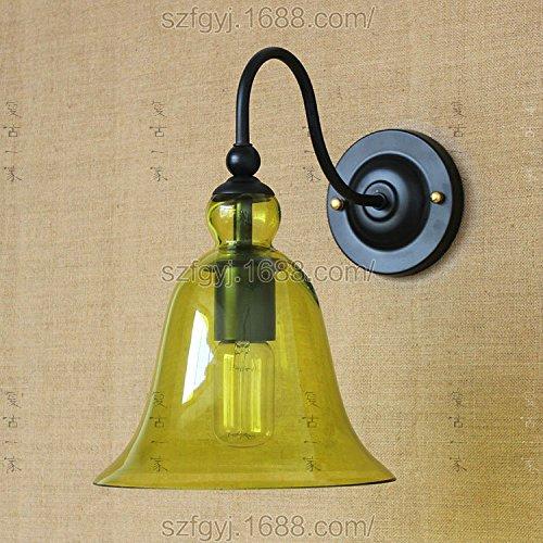 MMYNL Mur extérieur étanche Lumière Lumière Jardin mural rétro éclairage mural acrylique créatif,190*170*360(mm)