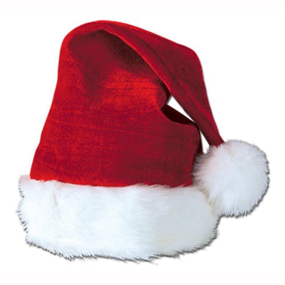 Uncategorized Santa Hat Cut Out mingmingstore santa hat christmas hats amazon co uk kitchen home