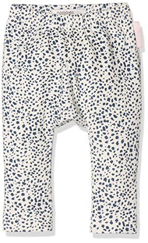 Noppies Baby-Mädchen G Legging Ankle Goleta Blau (Midnight Blue C163), 56
