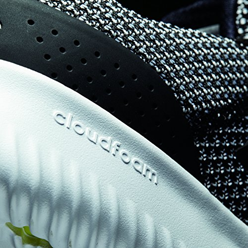 adidas Cloudfoam Ultimate, Chaussures de sport femme Noir (Negbas / Negbas / Ftwbla)