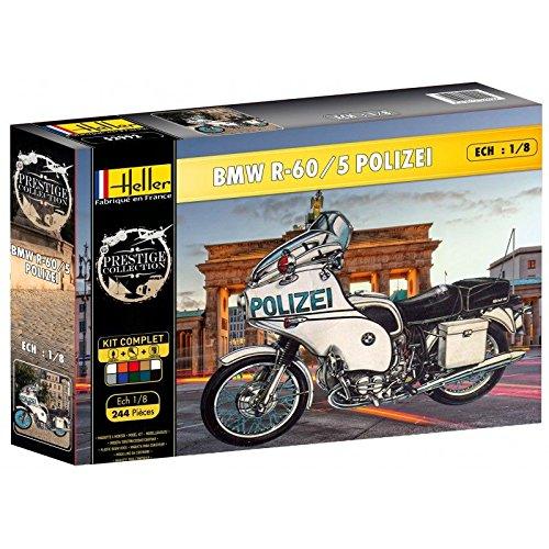 Heller 52993 Modellbausatz BMW Polizei, Spiel