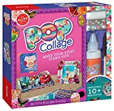 Take decoupage and collage to the next level with Pop Collage. Here a classic, known craft is modernized with projects such as BFF photo necklaces, comic book bracelets and tons of other ideas to personalize everyday objects and make your stu...