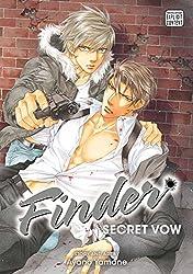 Finder Deluxe Edition: Secret Vow: Vol. 8