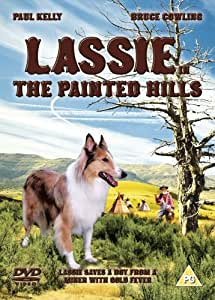 Lassie - The Painted Hills [DVD]