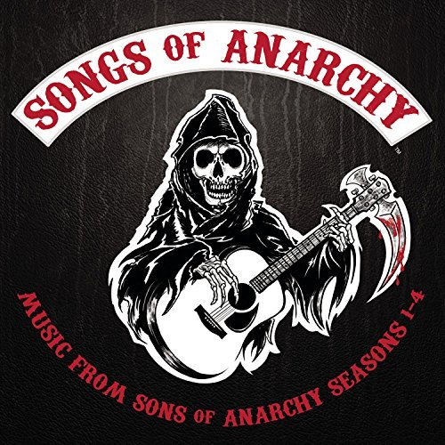 Songs of Anarchy: Music from Sons of Anarchy Seasons 1-4 by Various Artists (2011-11-29)