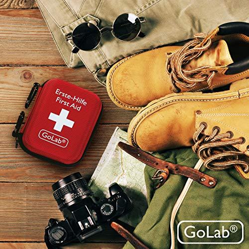 Erste Hilfe Set Outdoor, Sport & Reisen für die optimale Erstversorgung - 8