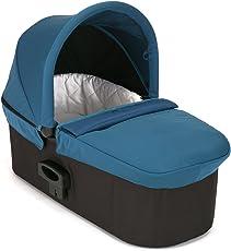 Baby Jogger BJ95789EN Deluxe Babywanne für City Mini/Mini GT/Elite/Premier/Select/LUX und Summit X3 Einzelwagen, Teal/blau