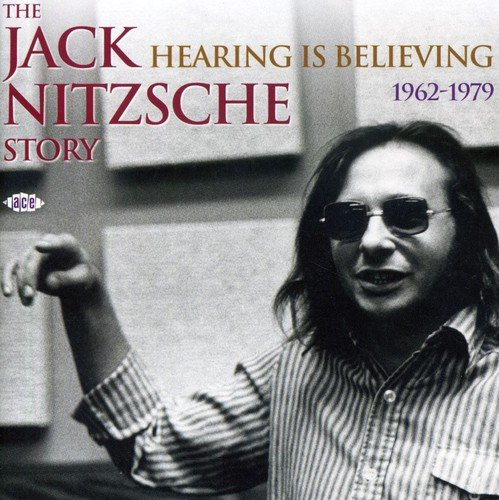 Jack Nitzsche Story 1963-1978 (Young Moon-neil Harvest Cd)