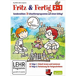 Fritz & Fertig Sonderedition 2 in 1!