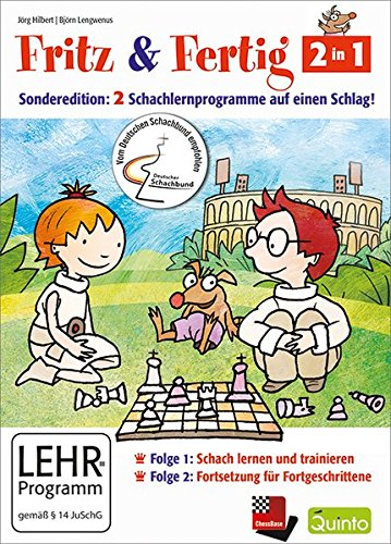 FritzFertig-Doppelpack-PC Fritz & Fertig Sonderedition 2 in 1! -