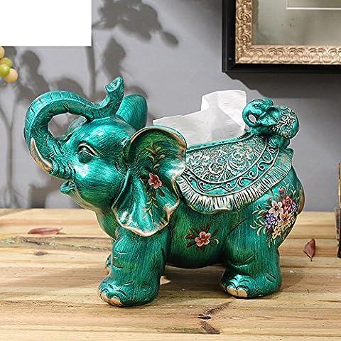 elephant box/American high-end multi-functional tray-F