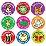 Sticker Solutions Effort and Praise Reward Stickers (Pack of 180)