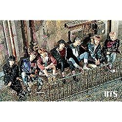 Close Up Póster Bangtan Sonyeondan - BTS Boys (91,5cm x 61cm)