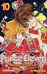 Prince Eleven - La double vie de Midori Edition simple Tome 10
