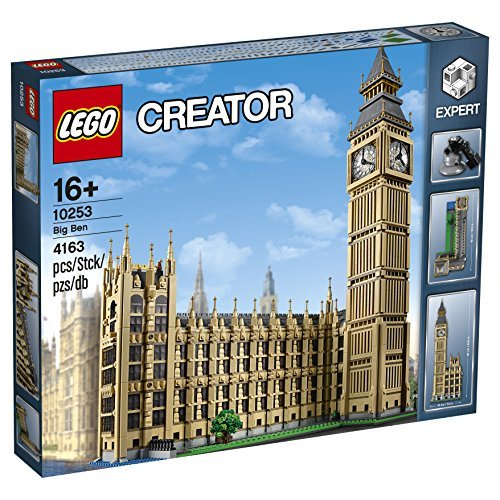Lego Big Ben 10253 By Lego Picture