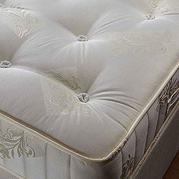 happy beds ortho classic orthopedic mattress 6 feet superking
