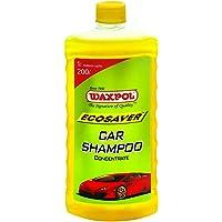 Waxpol Ecosaver Car Shampoo Concentrate - 1 LTR. (for Bucket, Foam & Snow Foam Wash)