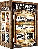 Légendes de l'Ouest: L'homme des hautes plaines + La caravane de feu + Il était...
