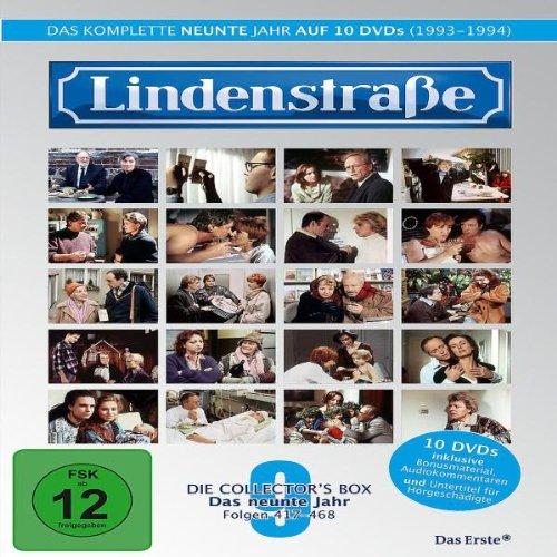 Lindenstraße - Das komplette 9. Jahr (Ltd. Edition mit Notizbuch, 10 DVDs)