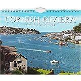 Organisez votre année avec ce calendrier de cornish Riviera 2018. Profitez d'une sélection de magnifiques paysages de la certains des plus beaux endroits de la Riviera cornish lorsque vous planifiez votre vie par le biais de 2018. Calendrier comprend...
