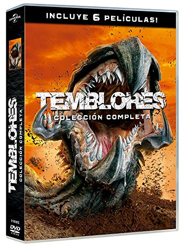Pack: Temblores 1-6 [DVD]